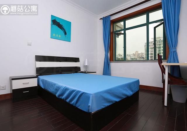 普陀区-上海豪园二期-四居室-西南卧-12.6㎡