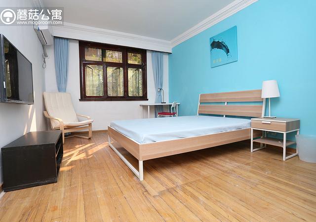 长宁区-古城公寓-四居室-南卧-15.9㎡