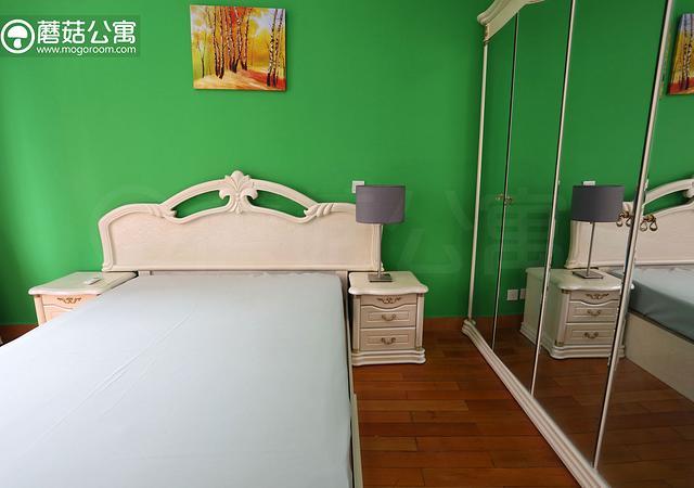 长宁区-新安公寓-四居室-东卧-16.0㎡