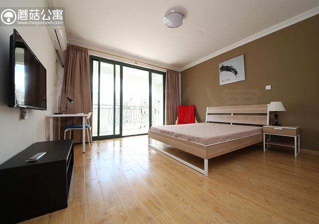 静安区-北美公寓(普善路)-四居室-南卧-25.0㎡