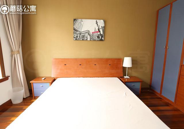 长宁区-新华公寓-四居室-西南卧-15.0㎡
