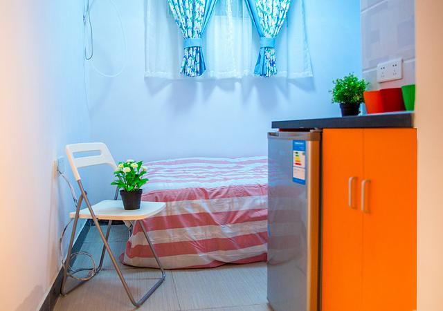 宝山区-乐活公寓-1室0厅1卫-22.0㎡
