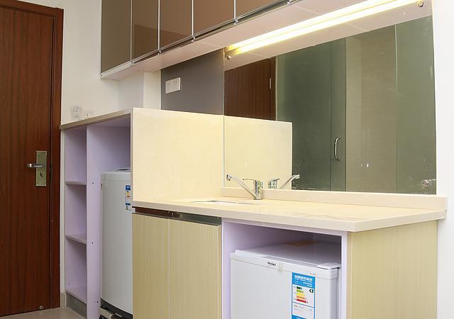 宝山区-MINIHOME国际青年公寓-1室0厅1卫-25.0㎡