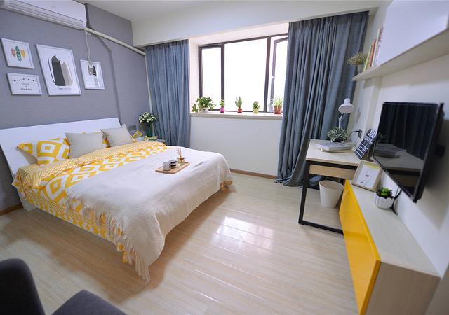 浦东新区-馨住公寓金桥店B栋-1室1厅1卫-36.0㎡