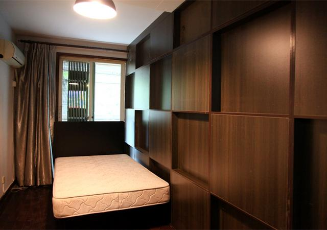 杨浦区-书香公寓-五居室-东卧-11.0㎡