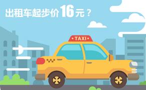 出租车起步价