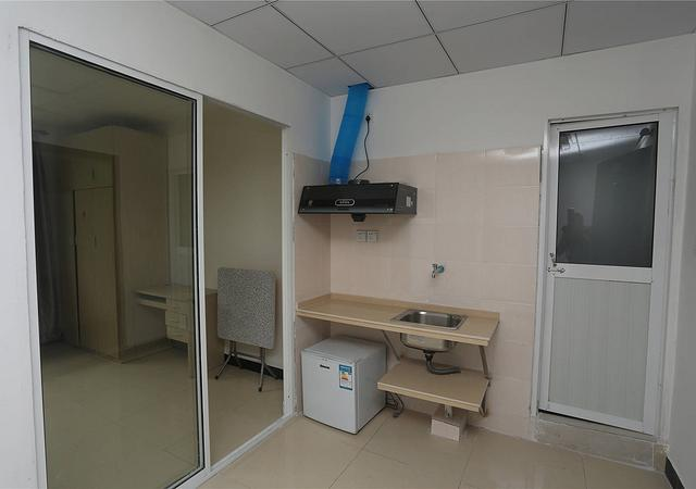 浦东新区-唐丰公寓-1室1厅1卫-25.0㎡