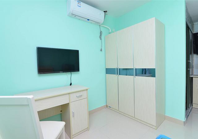 浦东新区-清风公寓B幢-1室1厅1卫-30.0㎡
