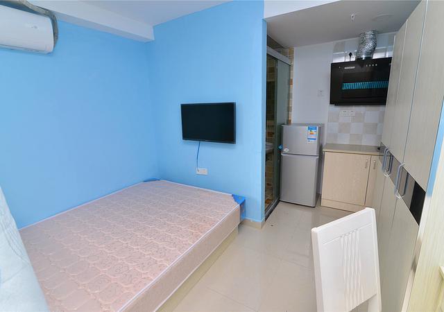 浦东新区-清风公寓A幢-1室1厅1卫-30.0㎡