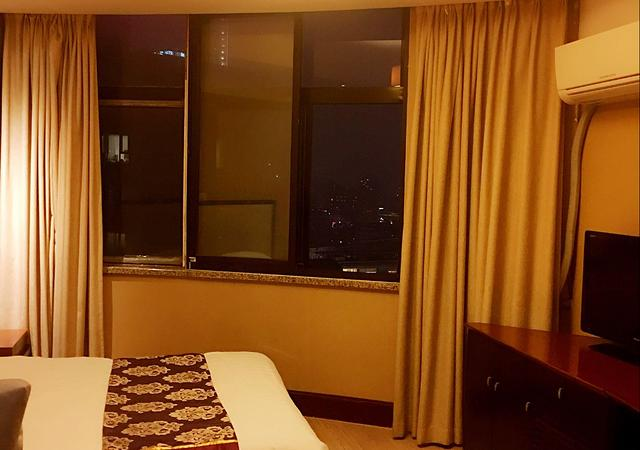 虹口区-乐家酒店式公寓(外滩店)-1室0厅1卫-32.0㎡