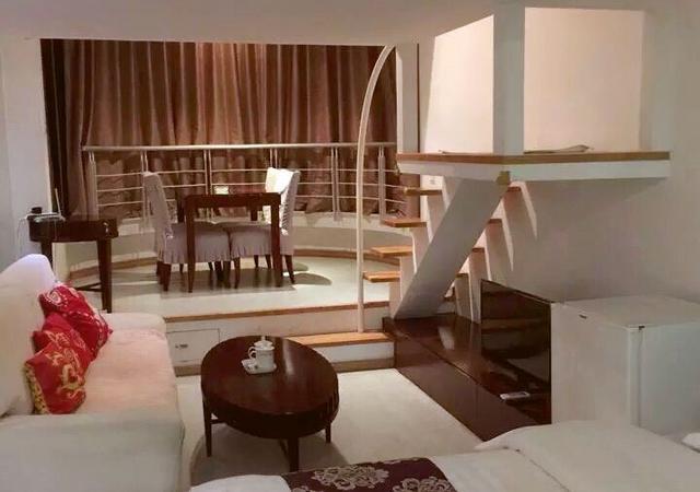 虹口区-乐家酒店式公寓(外滩店)-1室0厅1卫-55.0㎡