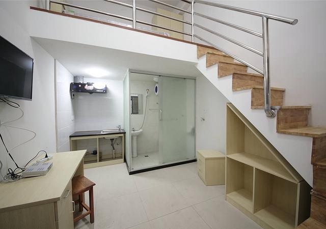 浦东新区-大桥海达楼-1室1厅1卫-30.0㎡