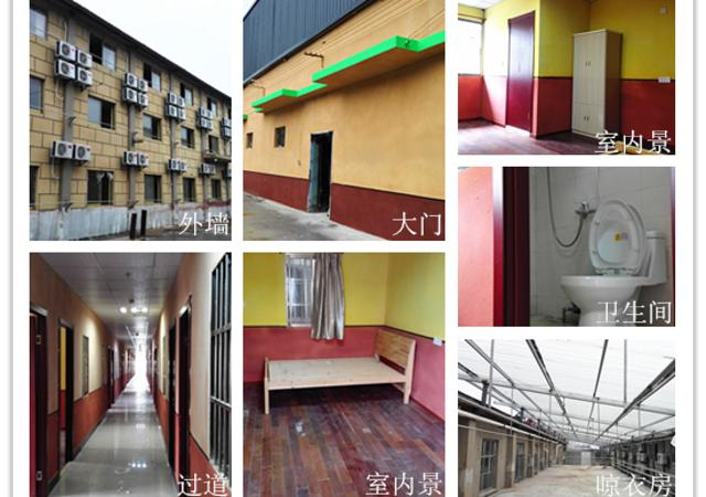 浦东新区-汇丰公寓-1室0厅1卫-20.0㎡