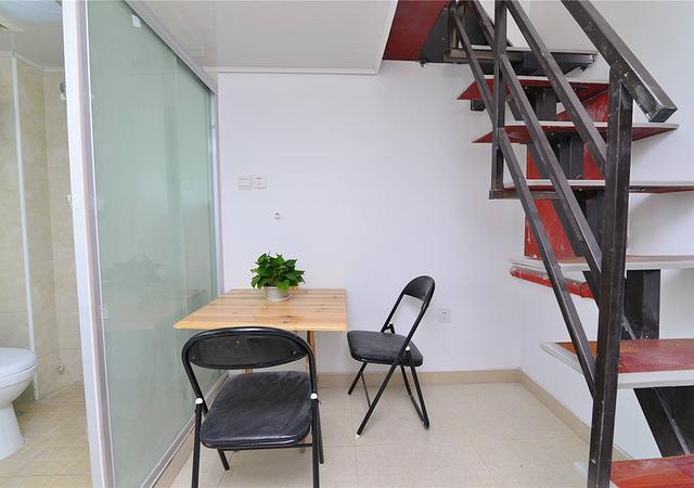 浦东新区-晨妍公寓-1室0厅1卫-25.0㎡