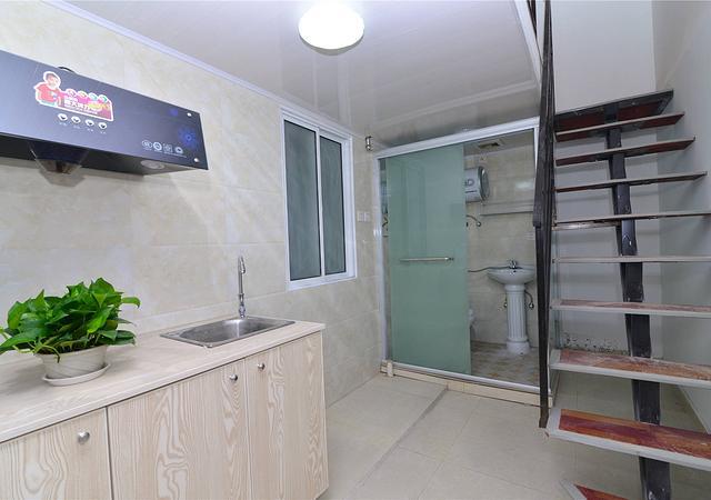 浦东新区-晨妍公寓-1室0厅1卫-20.0㎡