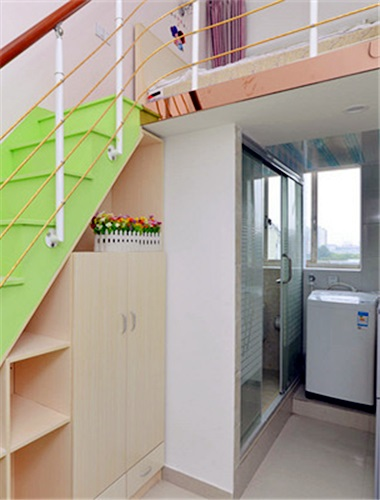 ¥1400起/嘉定区/青年公寓