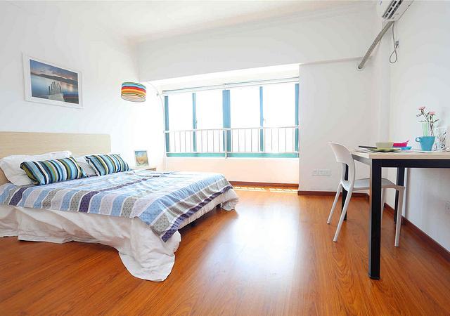 松江区-天择公寓-1室1厅1卫-38.0㎡
