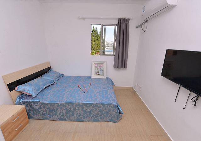杨浦区-谊园公寓-1室0厅1卫-18.0㎡