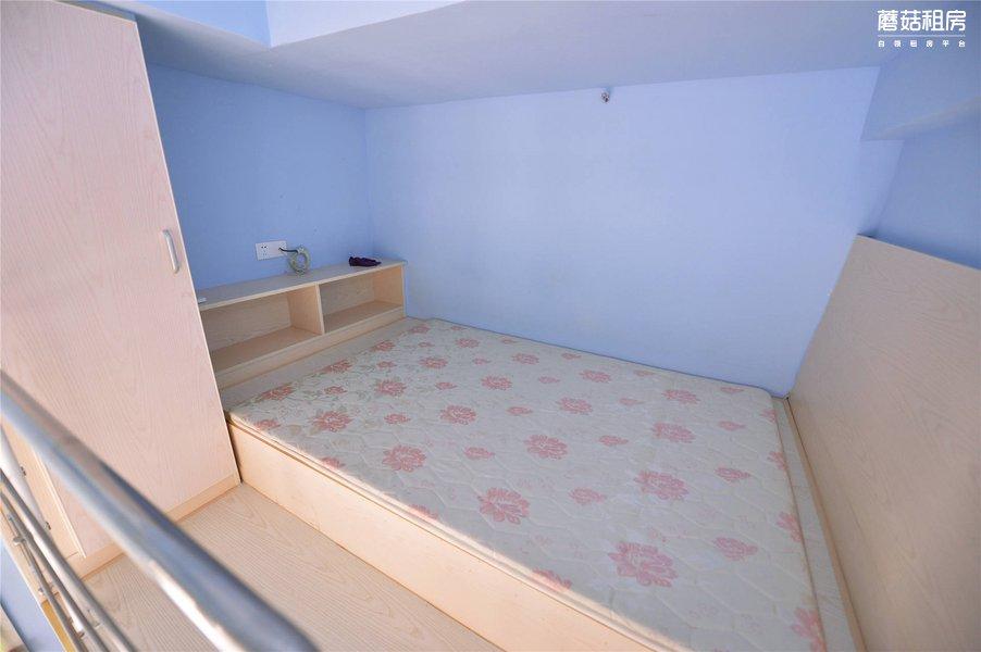 闸北区-朗轩公寓-1室1厅1卫-25.0㎡