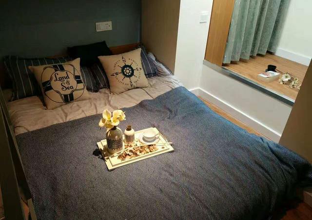浦东新区-上海新青年公寓-1室1厅1卫-27.0㎡