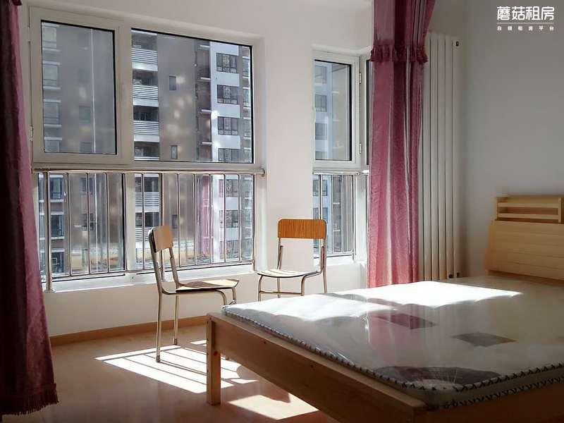 通州区-新建村二期高层-四居室-南卧-RoomA-25.0㎡