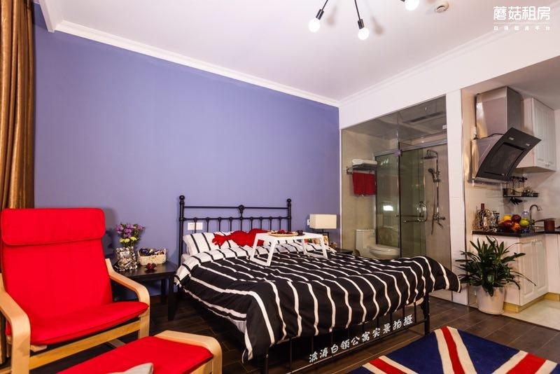 长宁区-波涛白领公寓-1室0厅1卫-13.0㎡