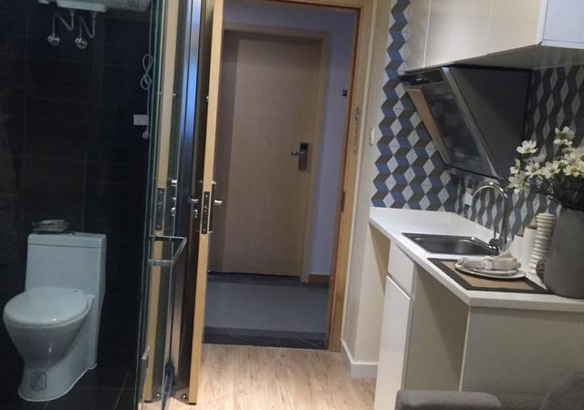 浦东新区-青年公寓86-1室1厅1卫-19.0㎡