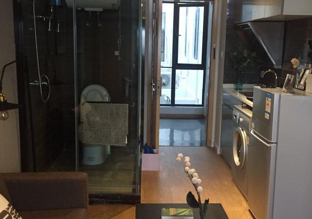 浦东新区-金桥白领公寓-1室0厅1卫-20.0㎡