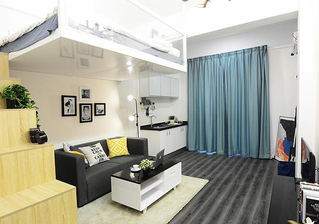 龙岗区-18plus公寓(横岗)-1室1厅1卫-25㎡