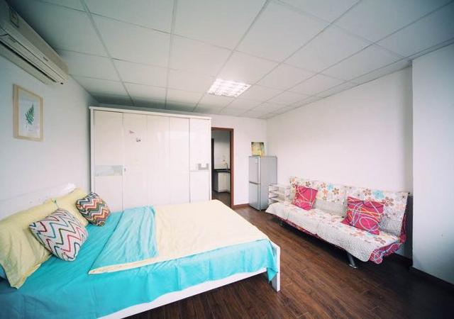 宝山区-绿地公园广场-1室1厅1卫-37.0㎡