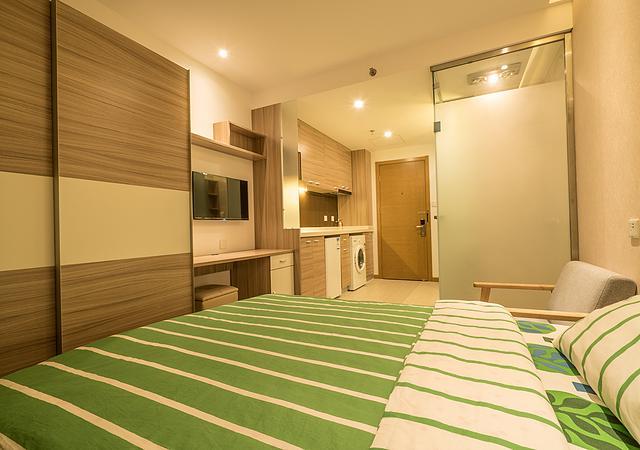 大兴区-蜂客公寓8号楼-1室1厅1卫-38㎡
