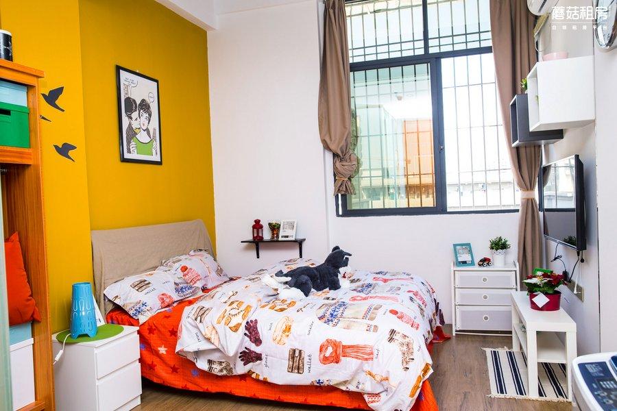 宝安区-就这家公寓-1室0厅1卫-20.0㎡