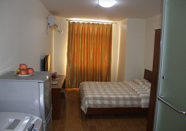 杨浦区-琦林公寓-1室0厅1卫-25.0㎡