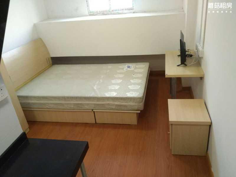 闵行区-城市之光公寓华宁路店-1室0厅1卫-18.0㎡