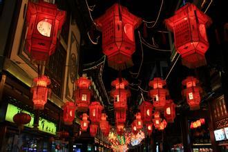 有一种怀念,叫老底子勒了上海过年……