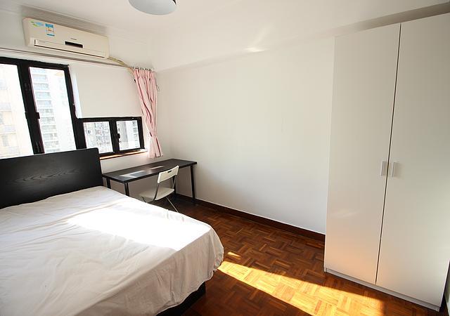 杨浦区-和平花苑国际公寓-四居室-西北卧-12.0㎡