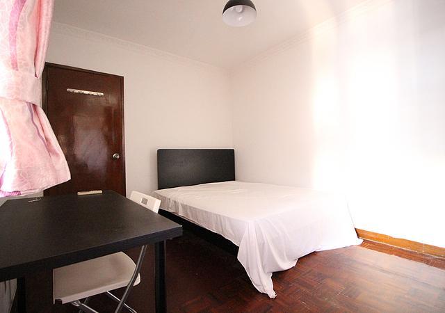 杨浦区-和平花苑国际公寓-四居室-西南卧-14.0㎡