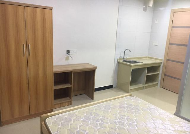 浦东新区-瑜季公寓-1室0厅1卫-15.0㎡