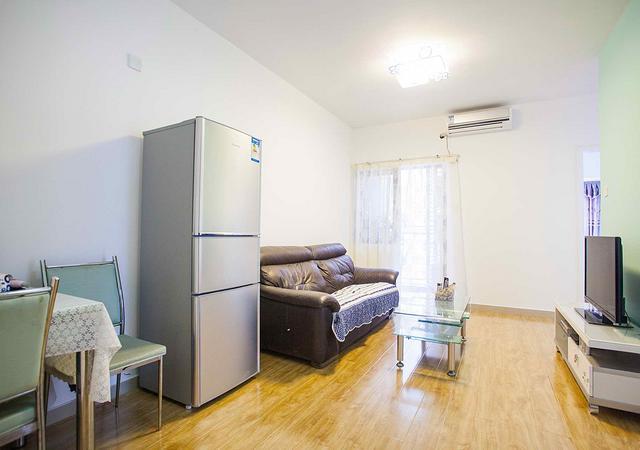 罗湖区-京基100公寓-1室1厅1卫-43.0㎡