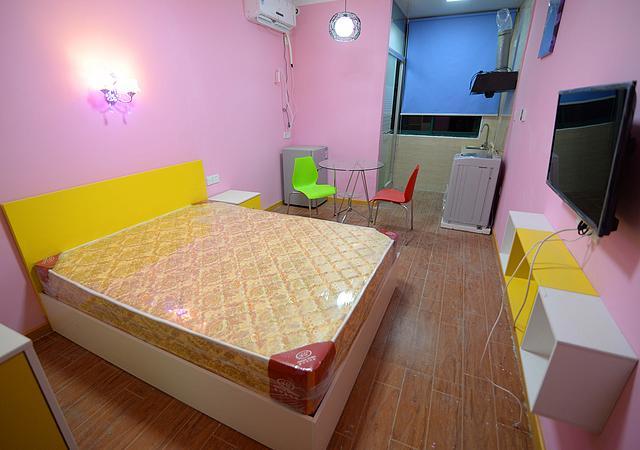 杨浦区-久玖公寓A-1室1厅1卫-20.0㎡