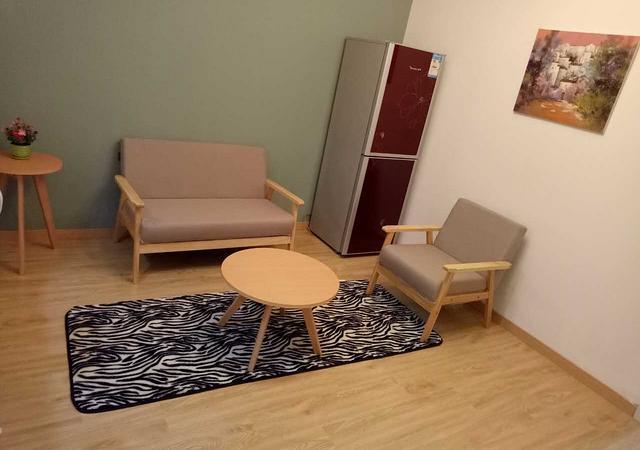 浦东新区-绿星小区-1室1厅1卫-28.0㎡