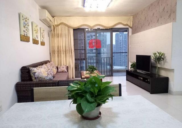 宝安区-泰华阳光海-3室2厅1卫-97.0㎡