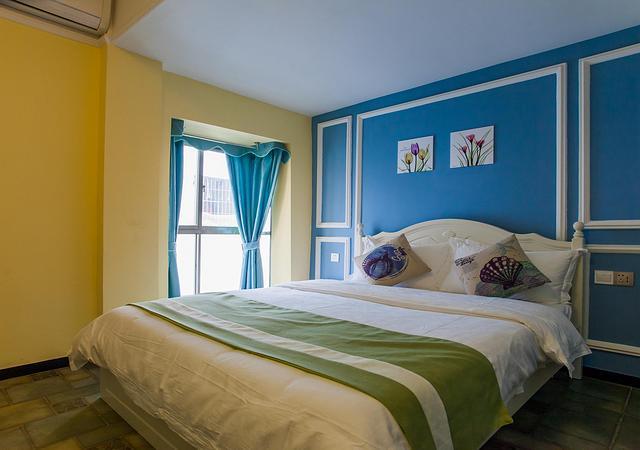 宝安区-滨海之家公寓西乡店-1室0厅1卫-18.0㎡