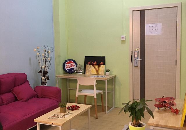 南山区-FOR U家青年公寓-1室1厅1卫-28.0㎡