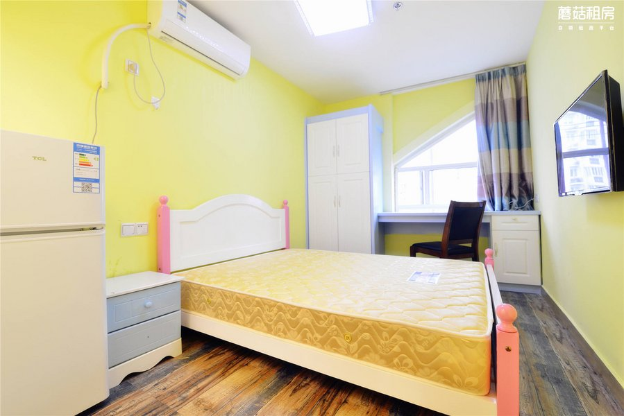 徐汇区-斯维登服务公寓-1室0厅1卫-22.0㎡