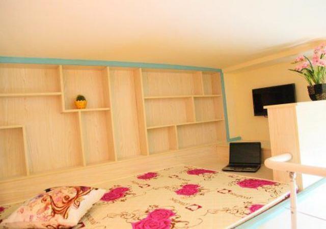 静安区-蚂蚁公舍(民和路店)-1室1厅1卫-15㎡
