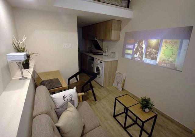 静安区-陌上春青年公寓-1室1厅1卫-35.0㎡