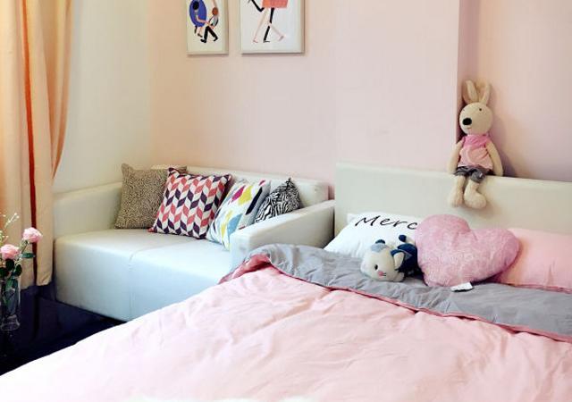 宝安区-18Plus公寓(后亭店)-1室0厅1卫-20.0㎡