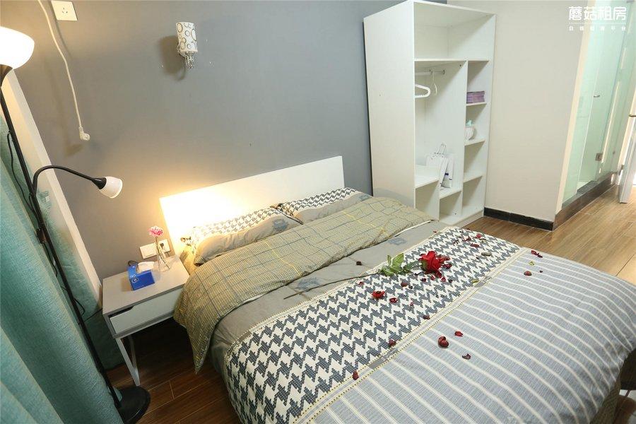 浦东新区-休思公寓-1室0厅1卫-20.0㎡