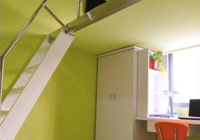 静安区-蚂蚁公舍沪太店-1室0厅1卫-15.0㎡
